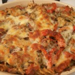RATATOUILLE PASTA BAKE (1)