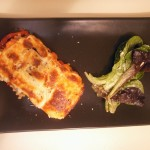 Prosciutto-chicken raviolli lasagna with mozarella carrot bell pepper (23)