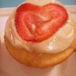 Vanilla strawberry mascarpone cupcakes (88)