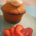 Vanilla strawberry mascarpone cupcakes (94)