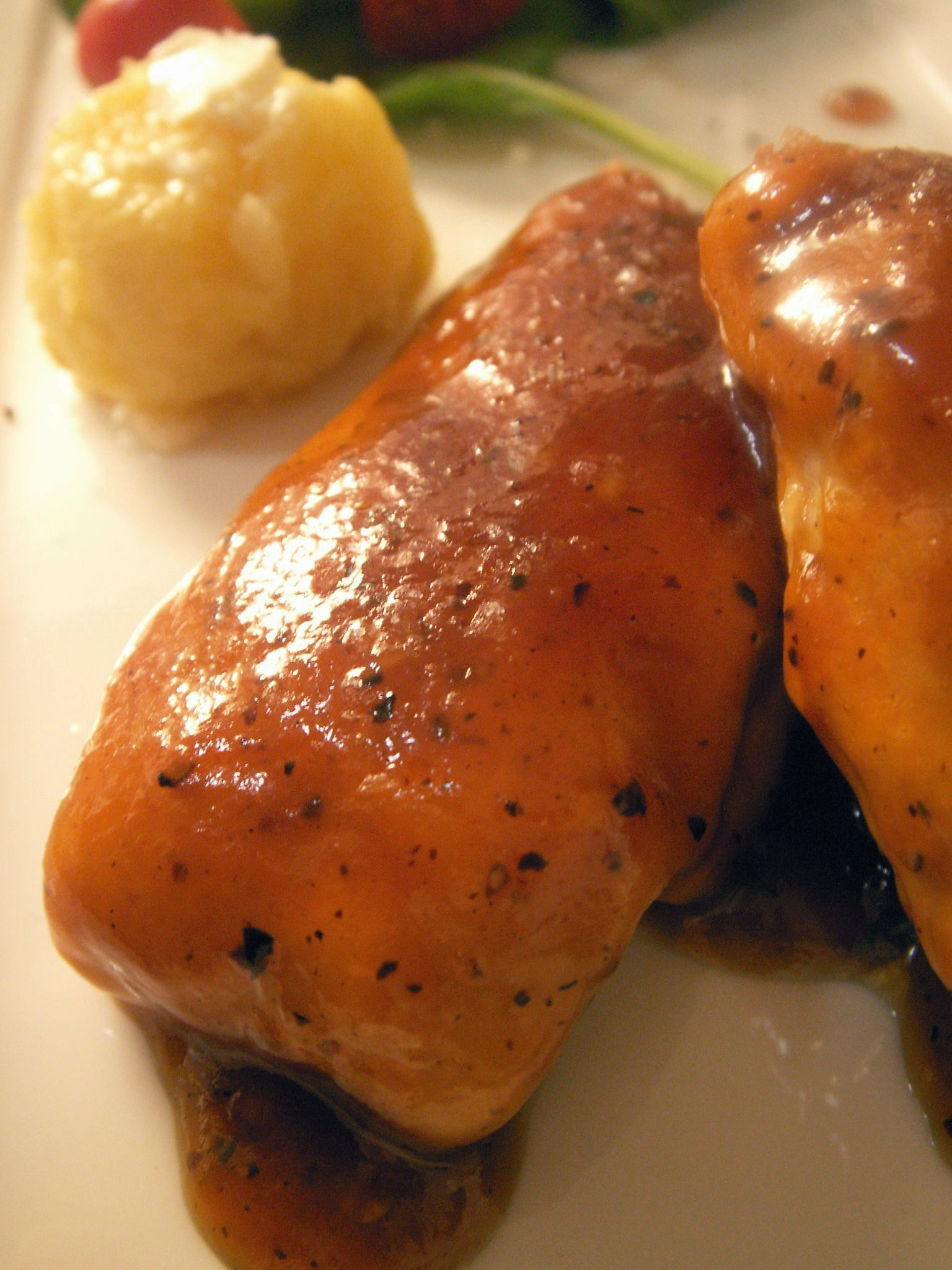 Apricot Glazed Chicken Apricot Glazed Chicken 6