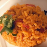 Pesto-rolled pork with spanish rice (25)