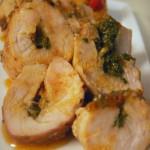 Pesto-rolled pork with spanish rice (28)