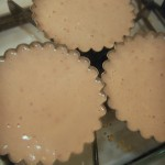 Strawberry cheese mousse cakes (16)