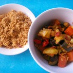 Spiced Vegetable Moroccan Cous Cous