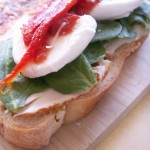 Bell pepper spinach panino (17)