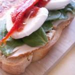 Bell pepper spinach panino (17)