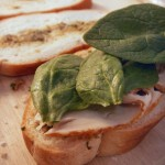 Bell pepper spinach panino (3)