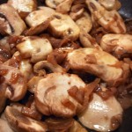 Cream sherry chicken marsala