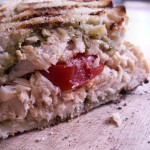Tuna pesto panino (29)