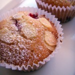 Strawberry almond cupcakes (47)