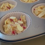Strawberry almond cupcakes (5)