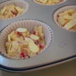 Strawberry almond cupcakes (5)
