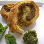 Salty pesto palmiers (7)