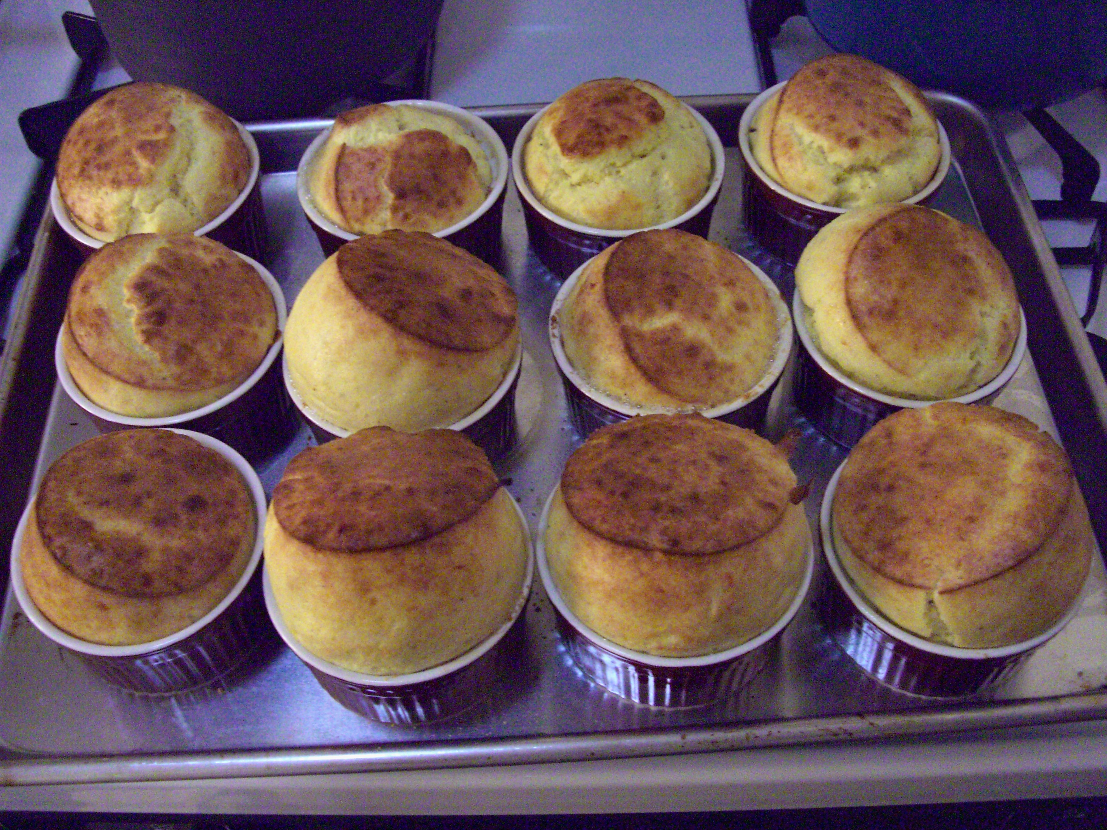 cheese souffle (1) | fruippé