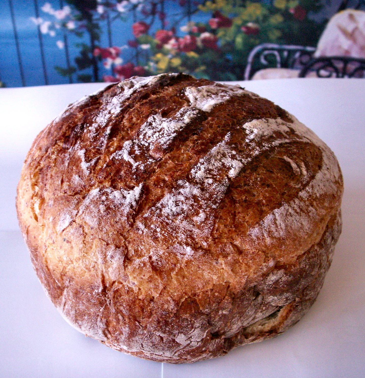 The Rustic Loaf Post